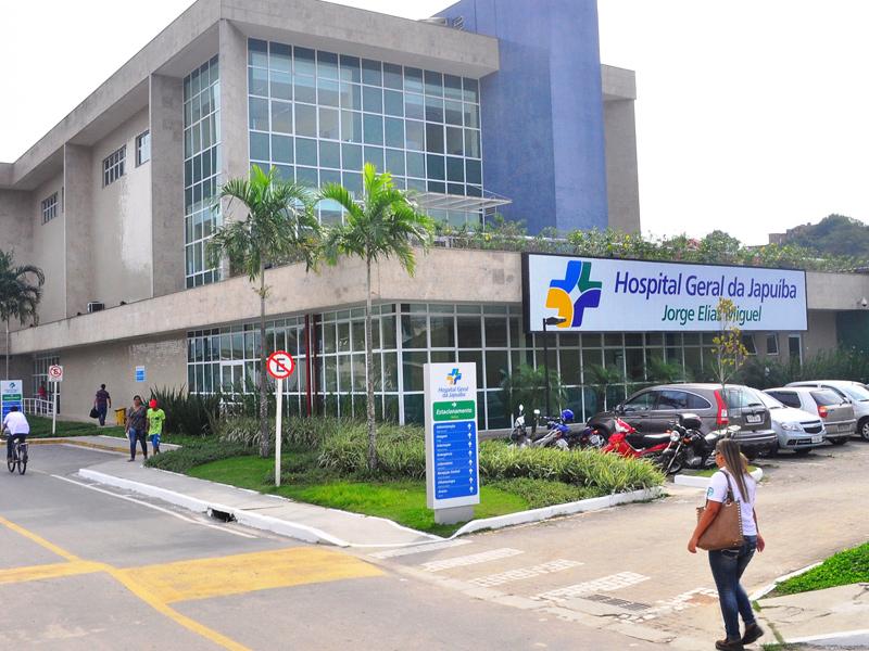 HGJ tem nova empresa de higienização - Prefeitura de Angra dos Reis